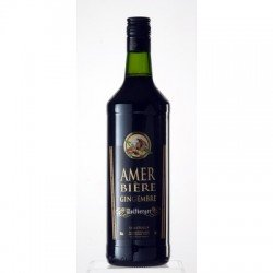 AMER BIERE GINGEMBRE WOLFBERGER 18° 1 LITRE