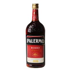 PALERMO ROSSO 1 LITRE APERITIF SANS ALCOOL