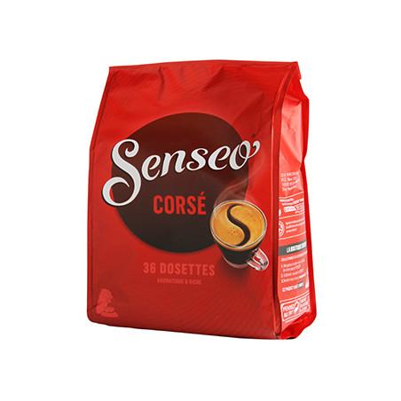 CAFE SENSEO CORSE 250gr 36 DOSETTES