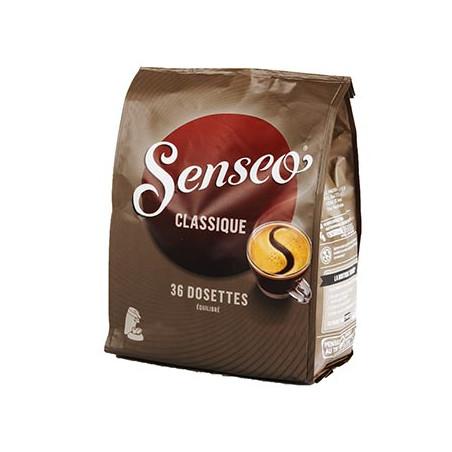 CAFE SENSEO CLASSIQUE 250gr 36 DOSETTES