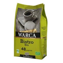 CAFE WARCA BISTRO BIO 336gr 48 DOSETTES