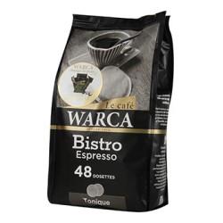 CAFE WARCA BISTRO EXPRESSO 336gr 48 DOSETTES
