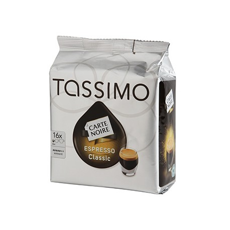 CAFE TASSIMO EXPRESSO 16 DOSETTES 104 grammes