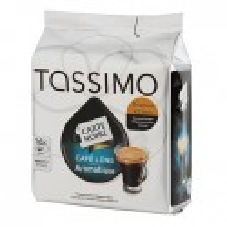 CAFE TASSIMO LONG AROMATIQUE 16 DOSETTES 126 grammes