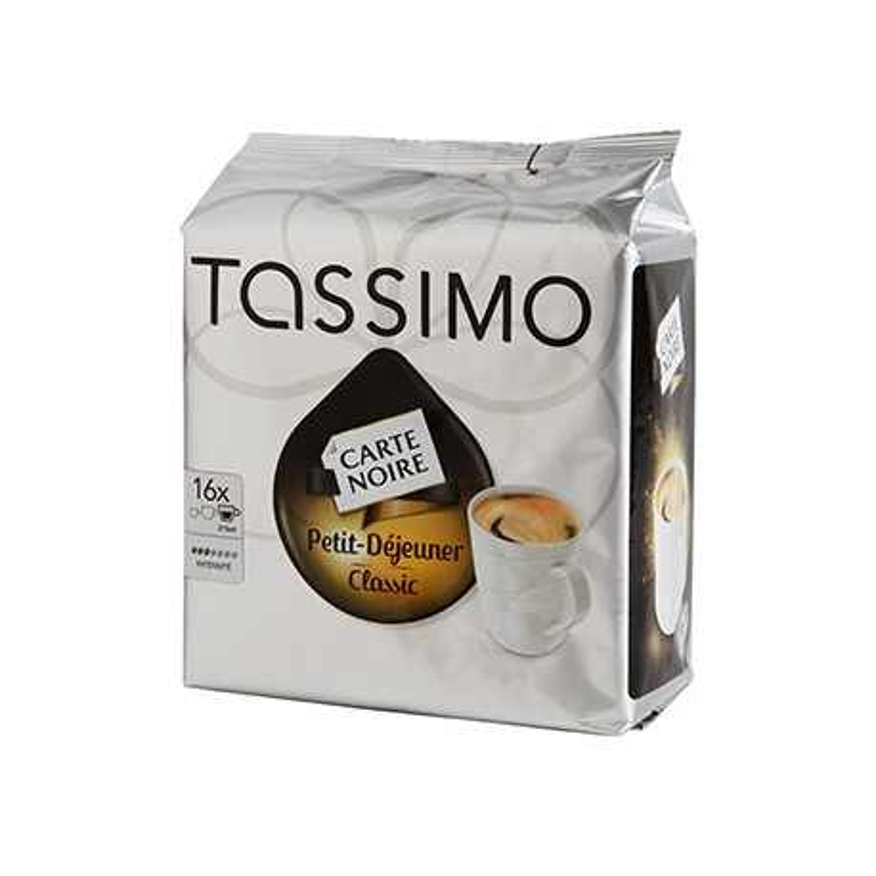CAFE TASSIMO PETIT DEJEUNER CLASSIC 16 DOSETTES 133 grammes.jpg
