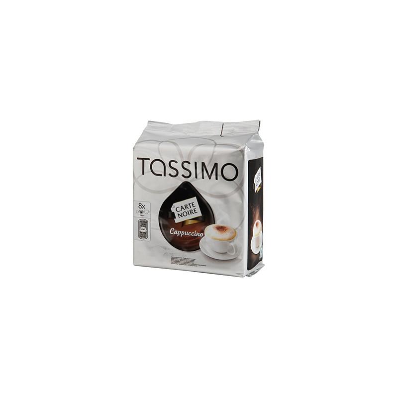 CAFE TASSIMO CAPPUCCINO 8 DOSETTES 267,2 grammes