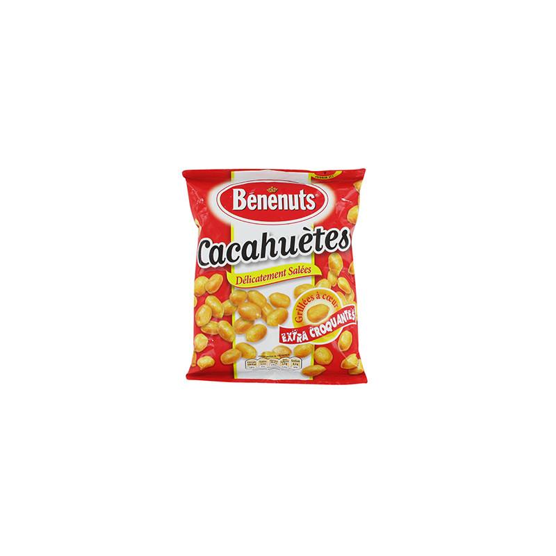 CACAHUETES GRILLEES SALEES BENENUTS 220 Grammes