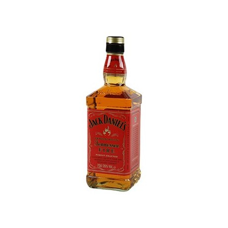 WHISKY JACK DANIEL'S Tenessee Fire 35° 70cl
