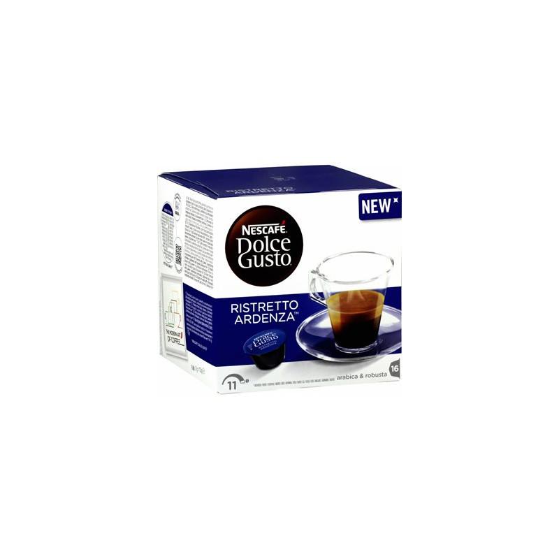 CAFE DOLCE GUSTO NESCAFE RISTRETTO ARDE Ardenza - x16 - 112g