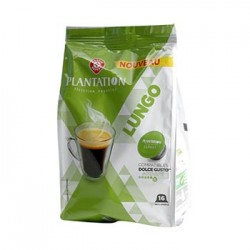 CAFE DOLCE GUSTO LUNGO PLANTATION SACHET 16 CAPSULES - 99,2gr
