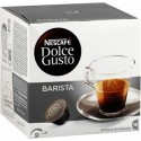 CAFE DOLCE GUSTO NESCAFE BARISTA BOITE 16 CAPSULES - 120gr