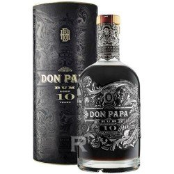 Don Papa Rhum 10 ans 43° 70 CL