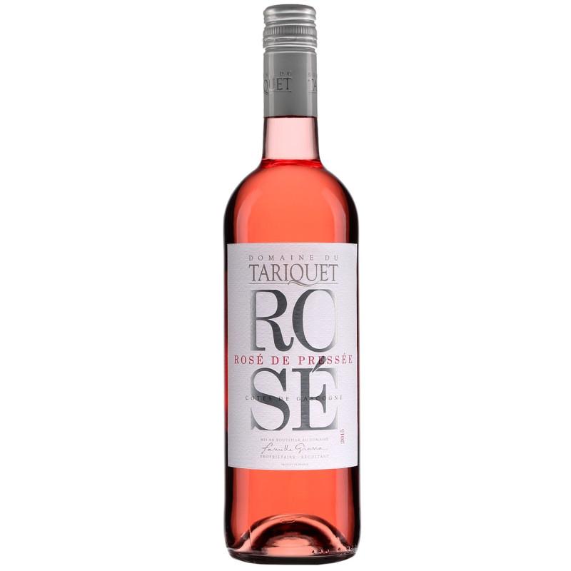 TARIQUET ROSE DE PRESSEE 2018 12.5° 75 CL