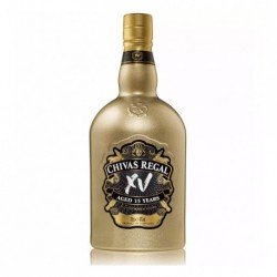 CHIVAS REGAL XV 15 ANS D'AGE 70 CL 40°