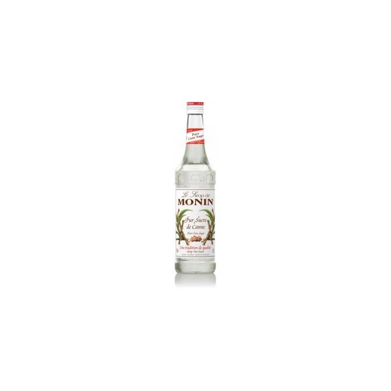 SIROP MONIN SUCRE DE CANNE 70 cl