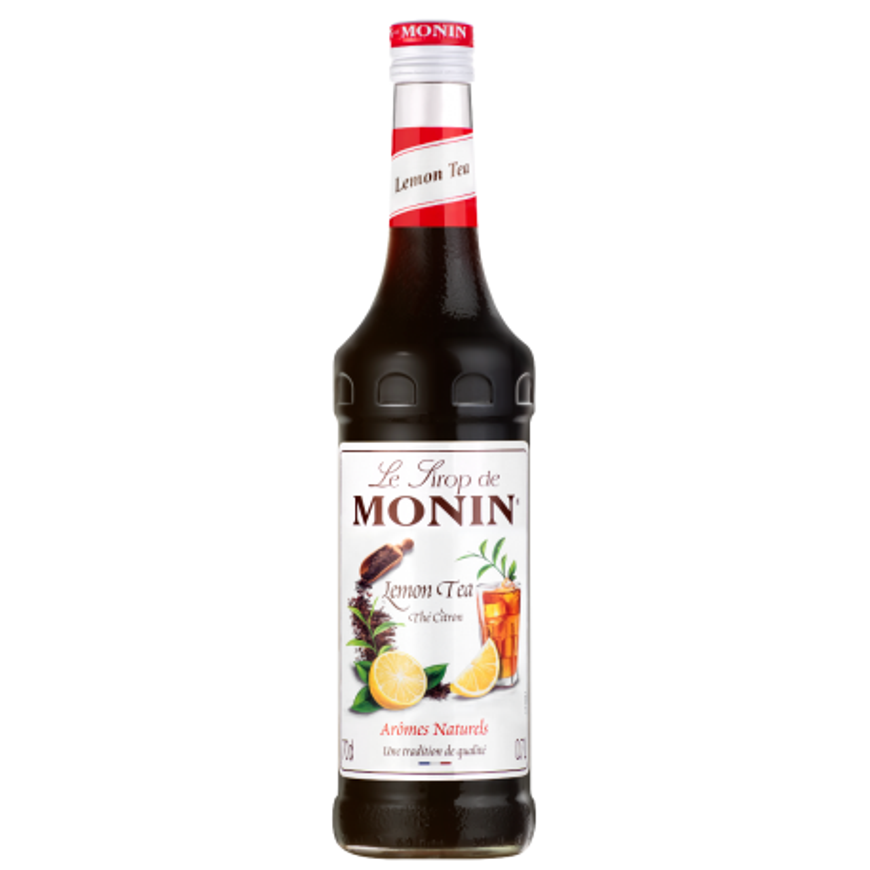 SIROP MONIN Thé Citron 70 cl