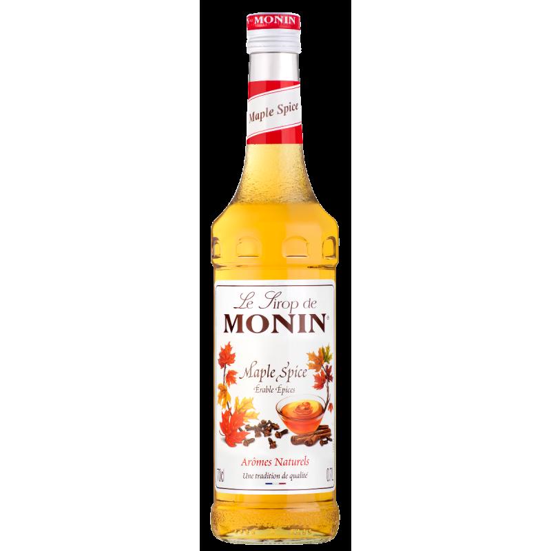 SIROP MONIN MAPLE SPACE (érable et épice) 0,7 litre