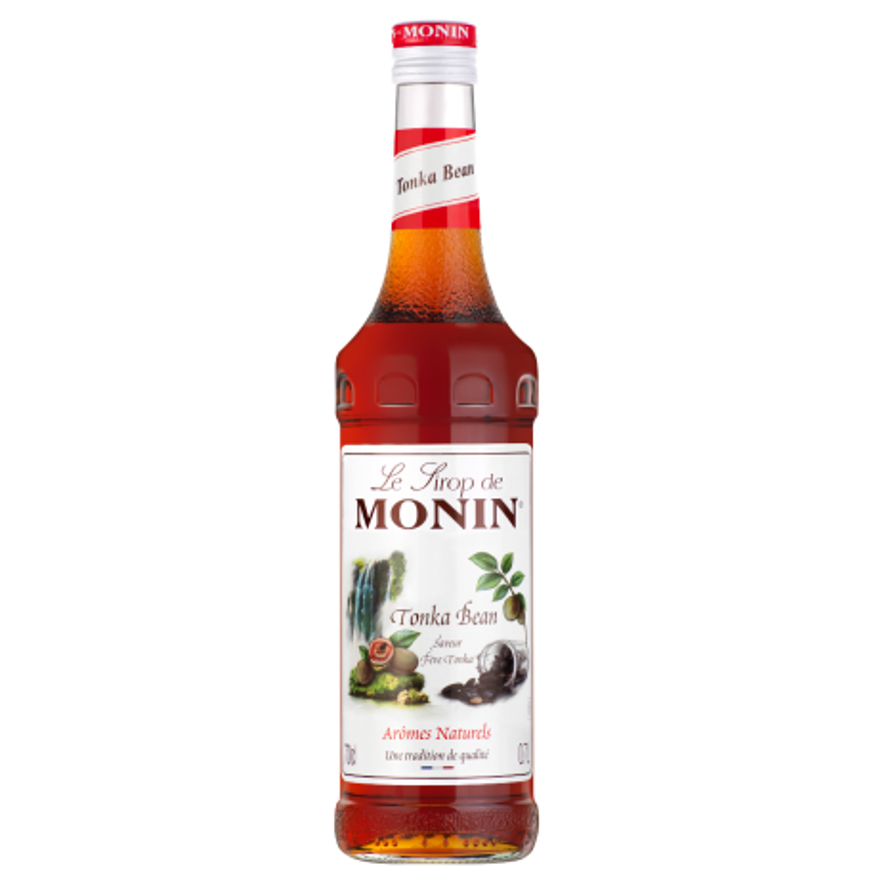SIROP MONIN FEVE TONKA 0,7 litre