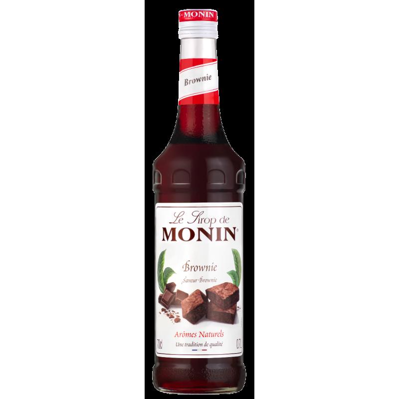 SIROP MONIN BROWNIE 0,7 litre