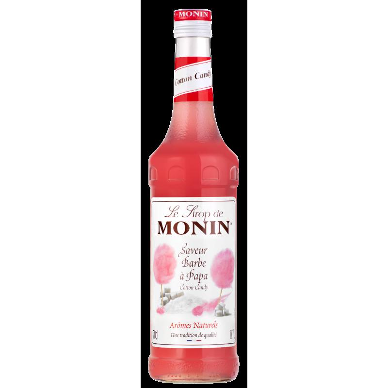 SIROP MONIN BARBE A PAPA 0,7 Litre
