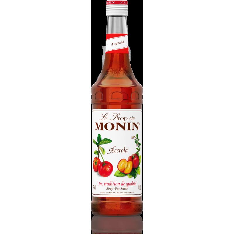 SIROP MONIN ACEROLA 70 cl