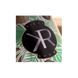 """RHUM ARRANGE CRÉOLE KR """"ANANAS - VANILLE - CAFÉ"""" 0,70 Litre 24,5°"""