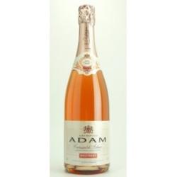 Crémant Rosé 0,75 L 12° J.B.ADAM