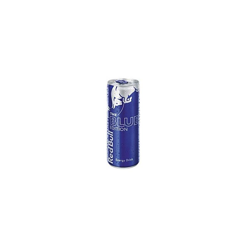 RED BULL BLUE boite 25cl