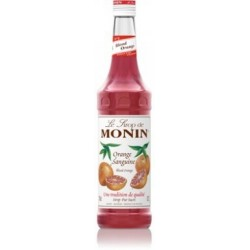 SIROP MONIN ORANGE SANGUINE 70 cl