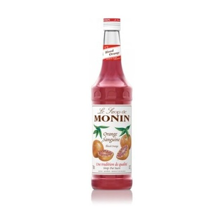 Sirop MONIN orange sanguine 70cl