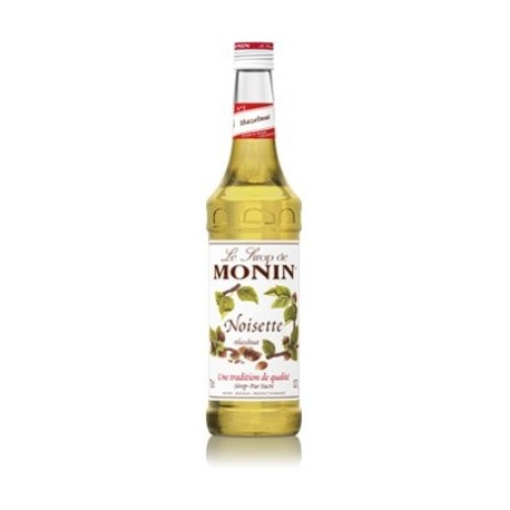 Sirop MONIN noisette 70cl