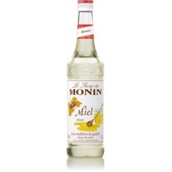 SIROP MONIN MIEL 70 cl