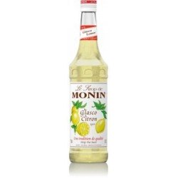 SIROP MONIN CITRON GLASCO 1 LITRE