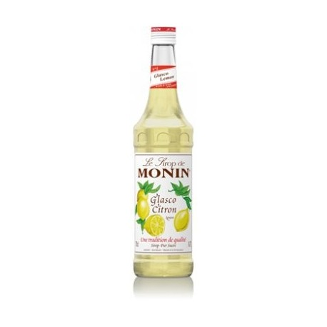 Sirop MONIN citron glasco 1L