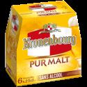 KRONENBOURG pur malt pack 6 x 25 cl