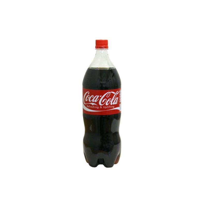 COCA COLA 1.5 L bouteille plastique