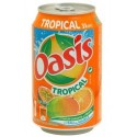 OASIS TROPICAL 33 cl BOITE METAL