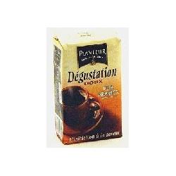 CAFE MOULU PLANTEUR dégustation doux 250g