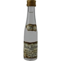 NUSBAUMER MIGNONETTE POIRE WILLIAM 3 CL 43°