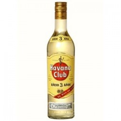 HAVANA club 3 ans 70cl 40°