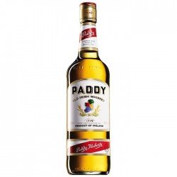 PADDY whisky BOUTEILLE 70 cl 40°