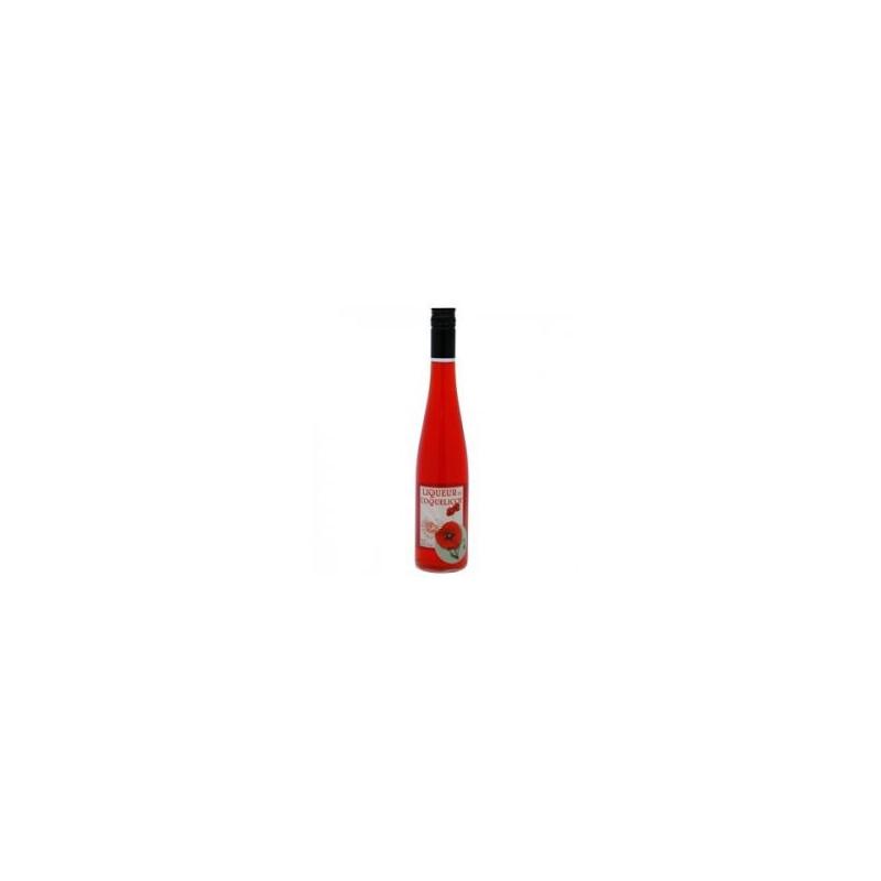 RENE DE MISCAULT liqueur coquelicot