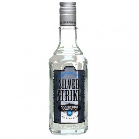 SILVER STRIKE BOUTEILLE 50 cl 30°