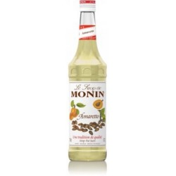 SIROP MONIN AMARETTO 70 cl