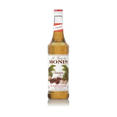 SIROP MONIN CHATAIGNE 70 cl