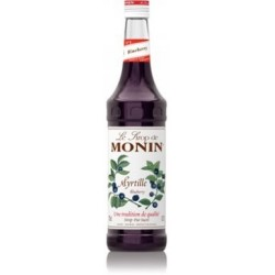 SIROP MONIN MYRTILLE 70 cl