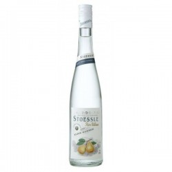 STOESSLE eau de vie poire william 50 cl 45°