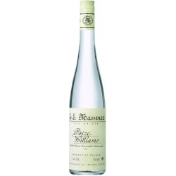 MASSENEZ eau de vie Poire Williams 70cl 40°