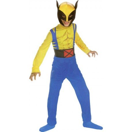 LICENCE WOLVERINE TAILLE