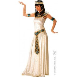 COSTUME PRETRESSE EGYPTIENNE VELOURS M
